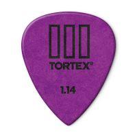 DUNLOP 462R1.14 Tortex III Медиатор 1.14мм