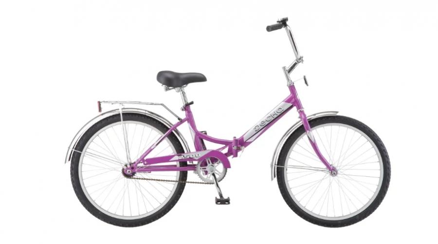 Городской велосипед Десна 2500 Фиолетовый