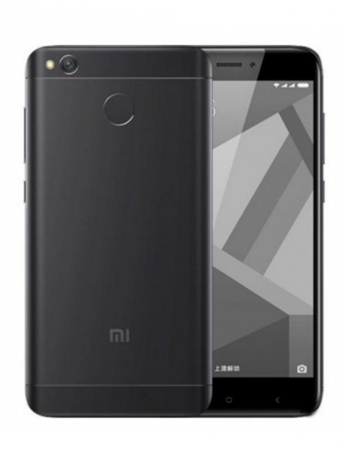 Смартфон Xiaomi Redmi Note 4x 4/64GB Black