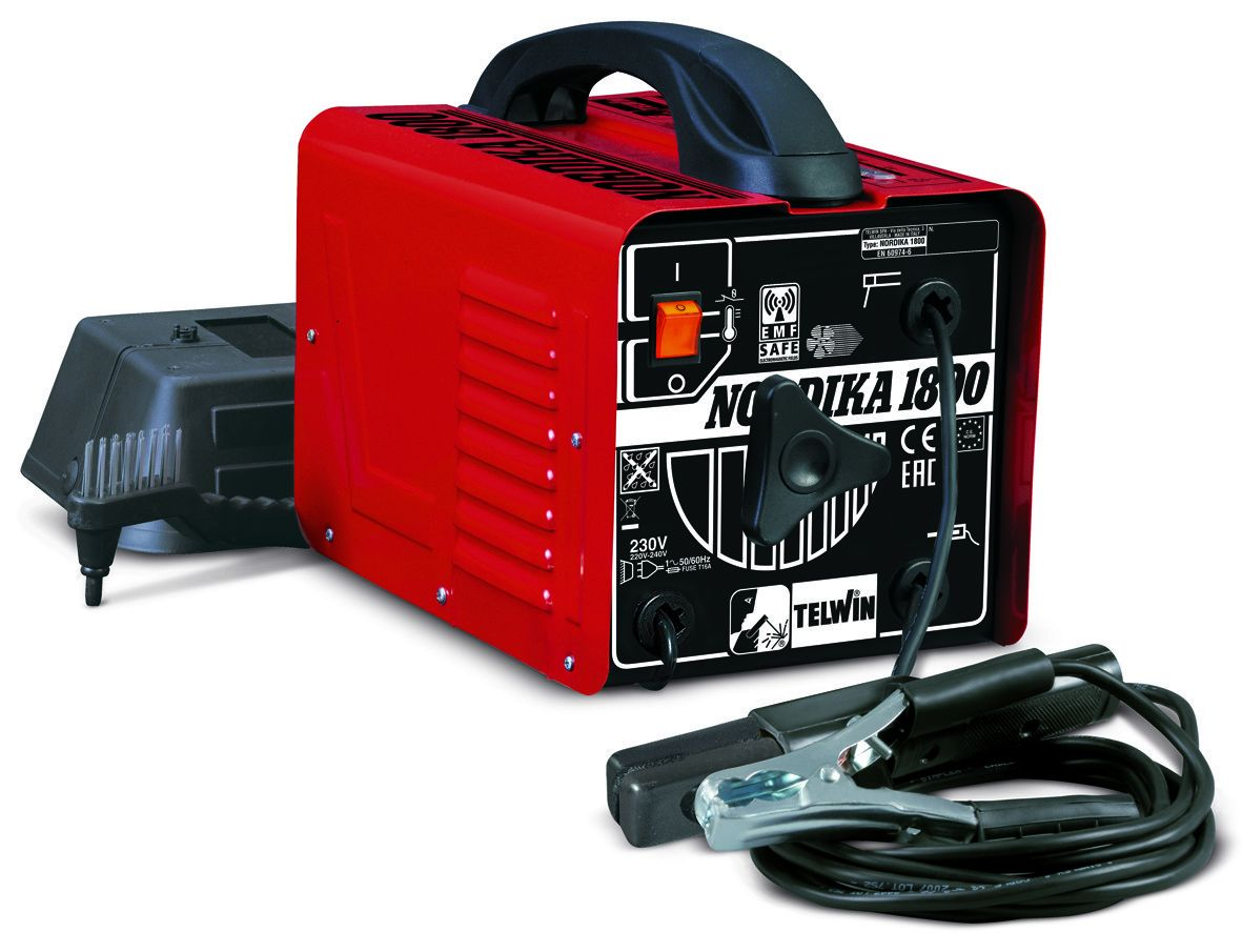 Сварочный аппарат NORDIKA 1800 230V ACD