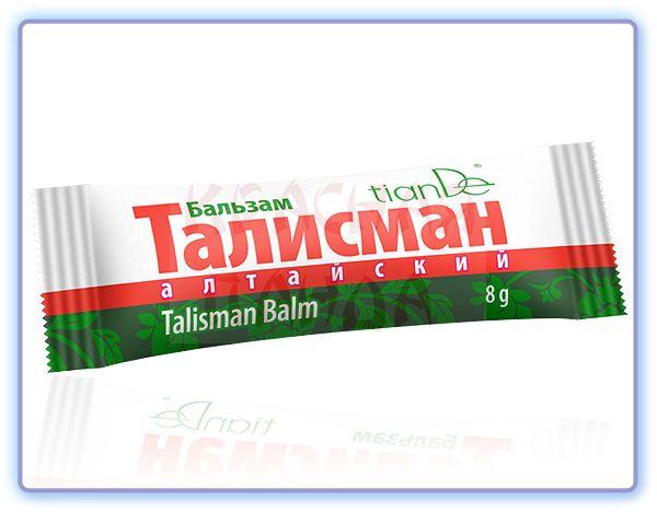 Бальзам для экстренной помощи при повреждениях кожи Талисман TianDe