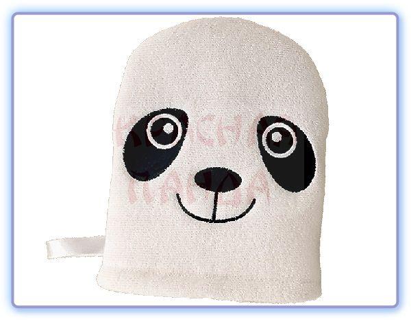 TianDe Детская мочалка-рукавичка Baby Bambo/Бейби Бамбо