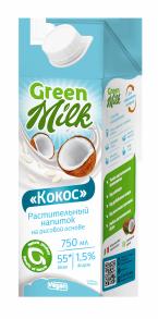 «Кокос» растительный напиток на рисовой основе