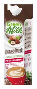 Напиток безалкогольный из фундука на рисовой основе Hazelnut Professional