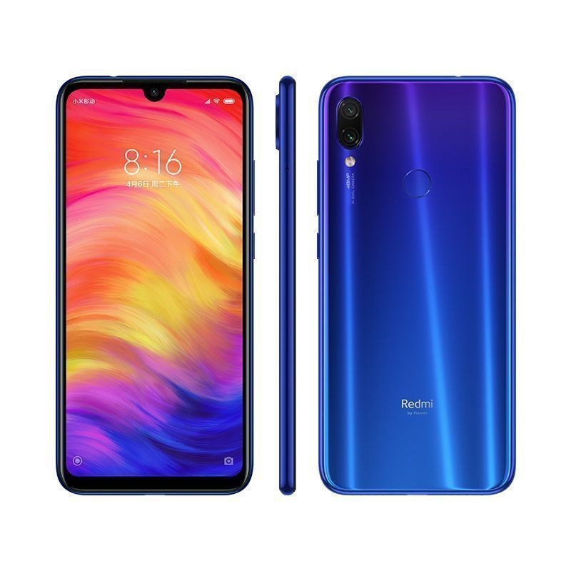 Смартфон Xiaomi Redmi Note 7 6/64Gb Blue
