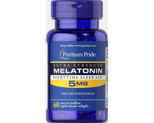Витамины для сна Мелатонин 60 таблеток