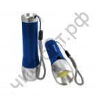 Фонарь руч. 1 LED(1 светодиод.) Smartbuy (SBF-108-B) 1 Вт COB