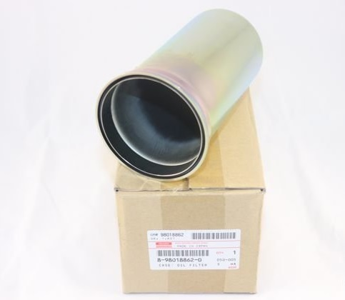 Корпус масляного фильтра ISUZU NMR85 NLR85 двигатель 4JJ1
