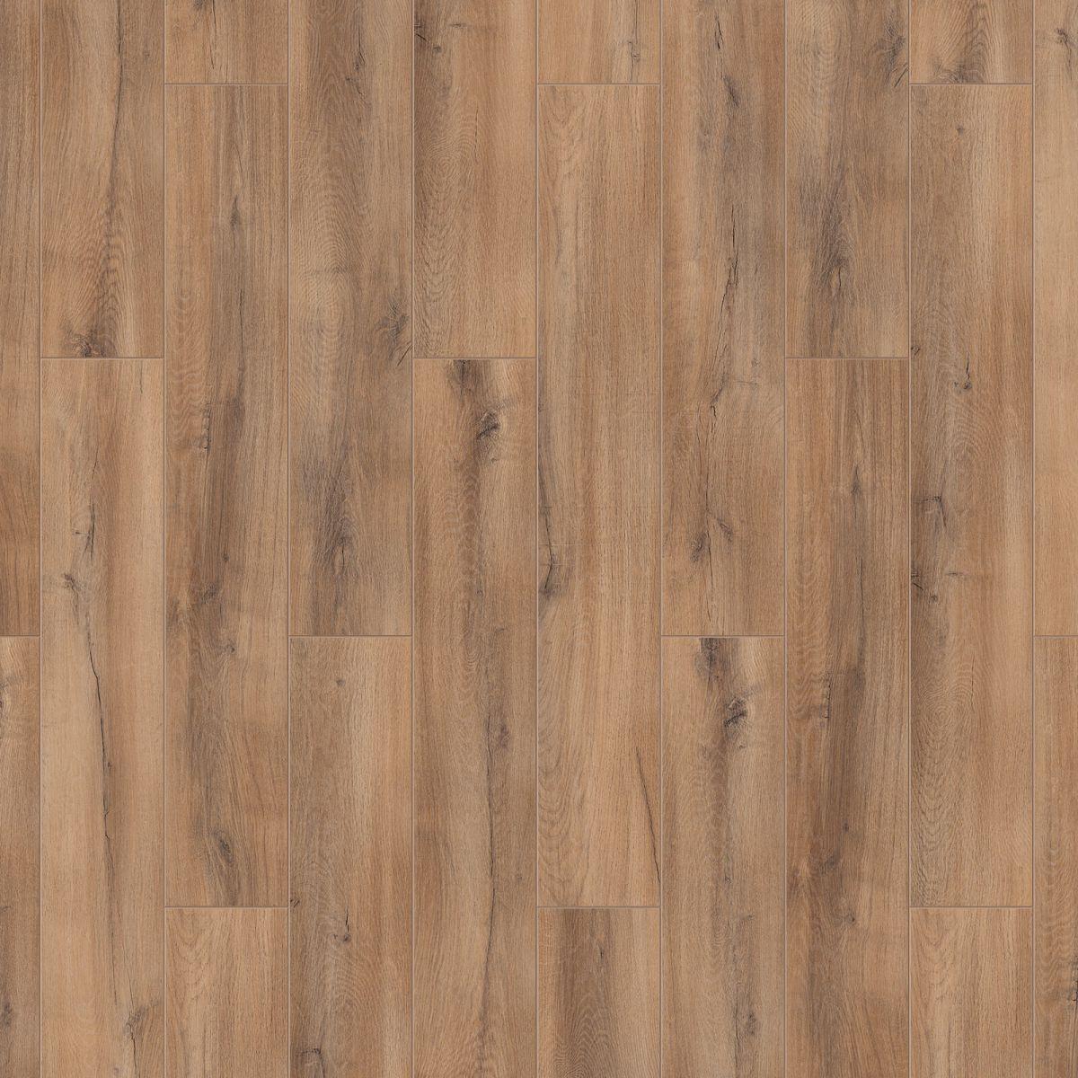 Ламинат Taiga Первая Сибирская 1032 Дуб темно-коричневый