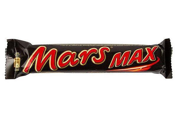 Батончик Марс макс 81г