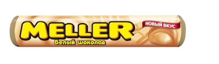 Ирис Меллер белый шоколад 38г