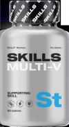 MULTI-V от Skills Nutrition 90 таб