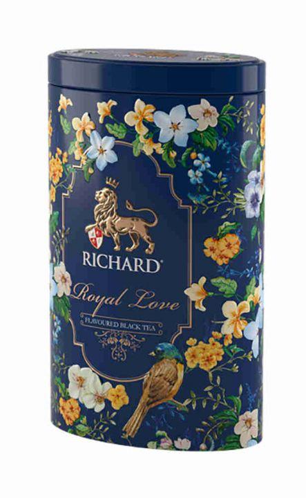 Чай Richard Royal Love ж/б 80г