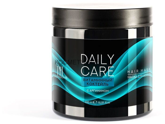 "TNL Маска для волос ""Витаминный коктейль"" с аргинином, 500/200 мл  TNL Daily Care"