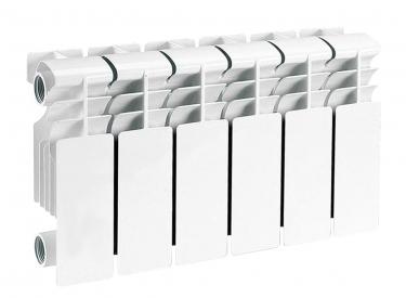 Биметаллический секционный радиатор Bimetal 200