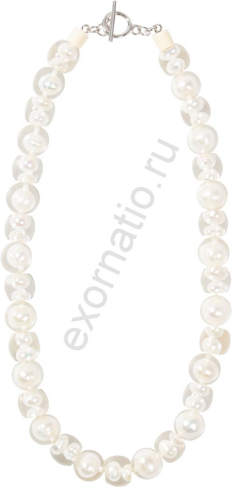 Колье Zsiska 77340102P001Q15. Коллекция Bubble Pearl
