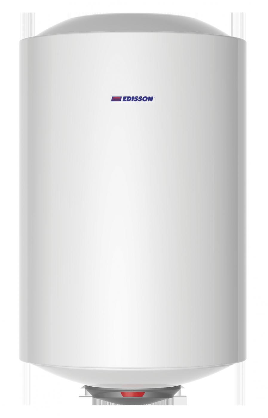Накопительный электрический водонагреватель Edisson ER 80V (121003)