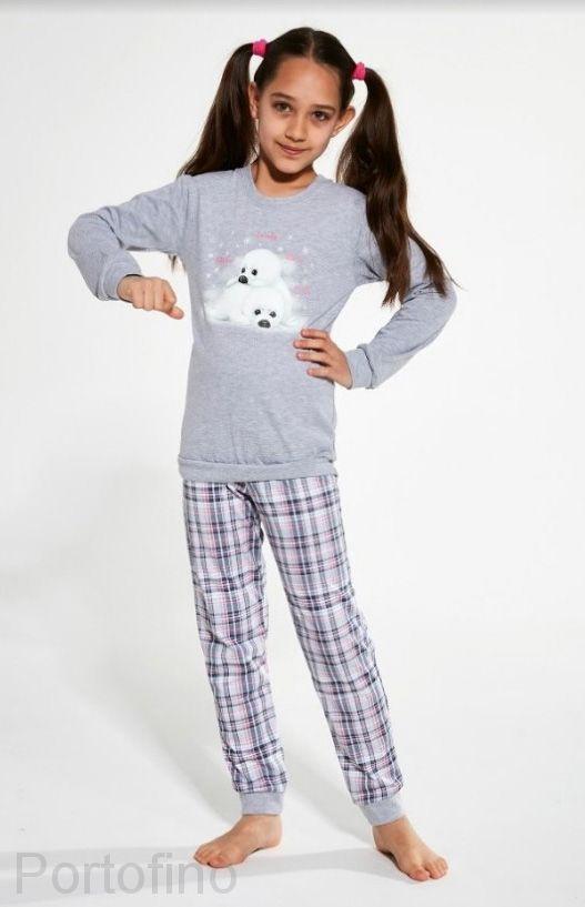 592-132 Пижама для девочек Cornette