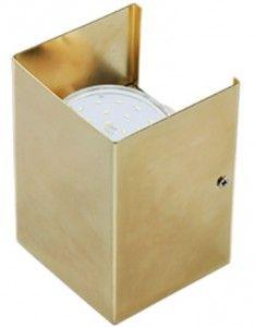 Бра Ecola GX53-N52 золото