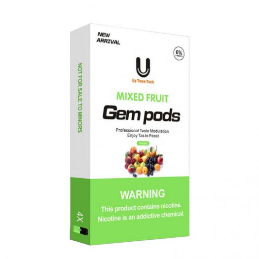 Картриджи Gem Pods MIXED FRUIT