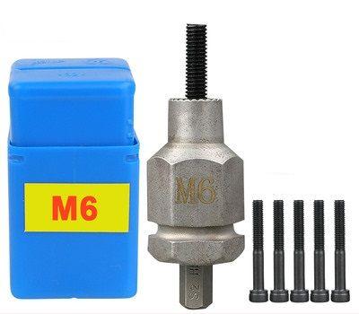 Насадка M6 для резьбового заклепочника Baima BM-K18