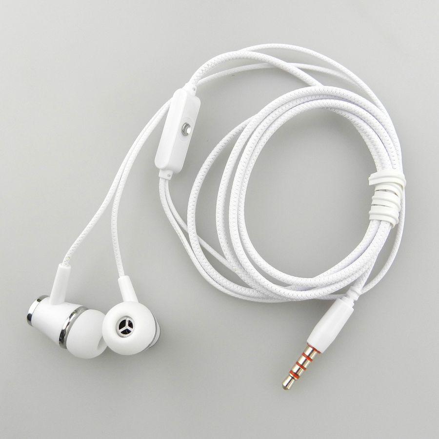 EZRA EP20 Белые наушники вакуум - гарнитура/400