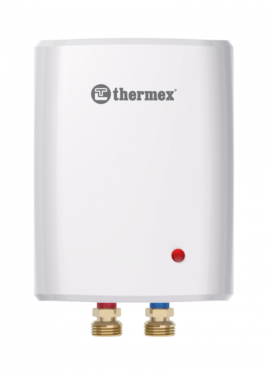 Проточный электрический водонагреватель Thermex Surf 3500 (211013)