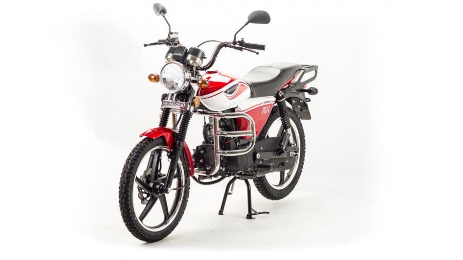 Мопед Motoland Альфа RX125