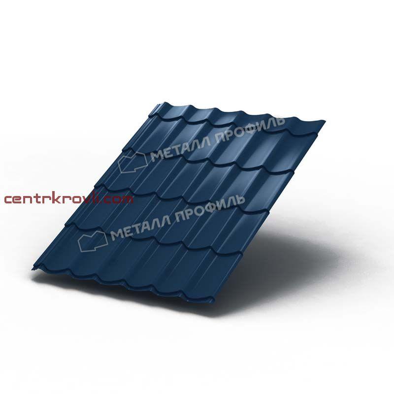 Металлочерепица МП Ламонтерра  X (PURETAN) 0,5мм