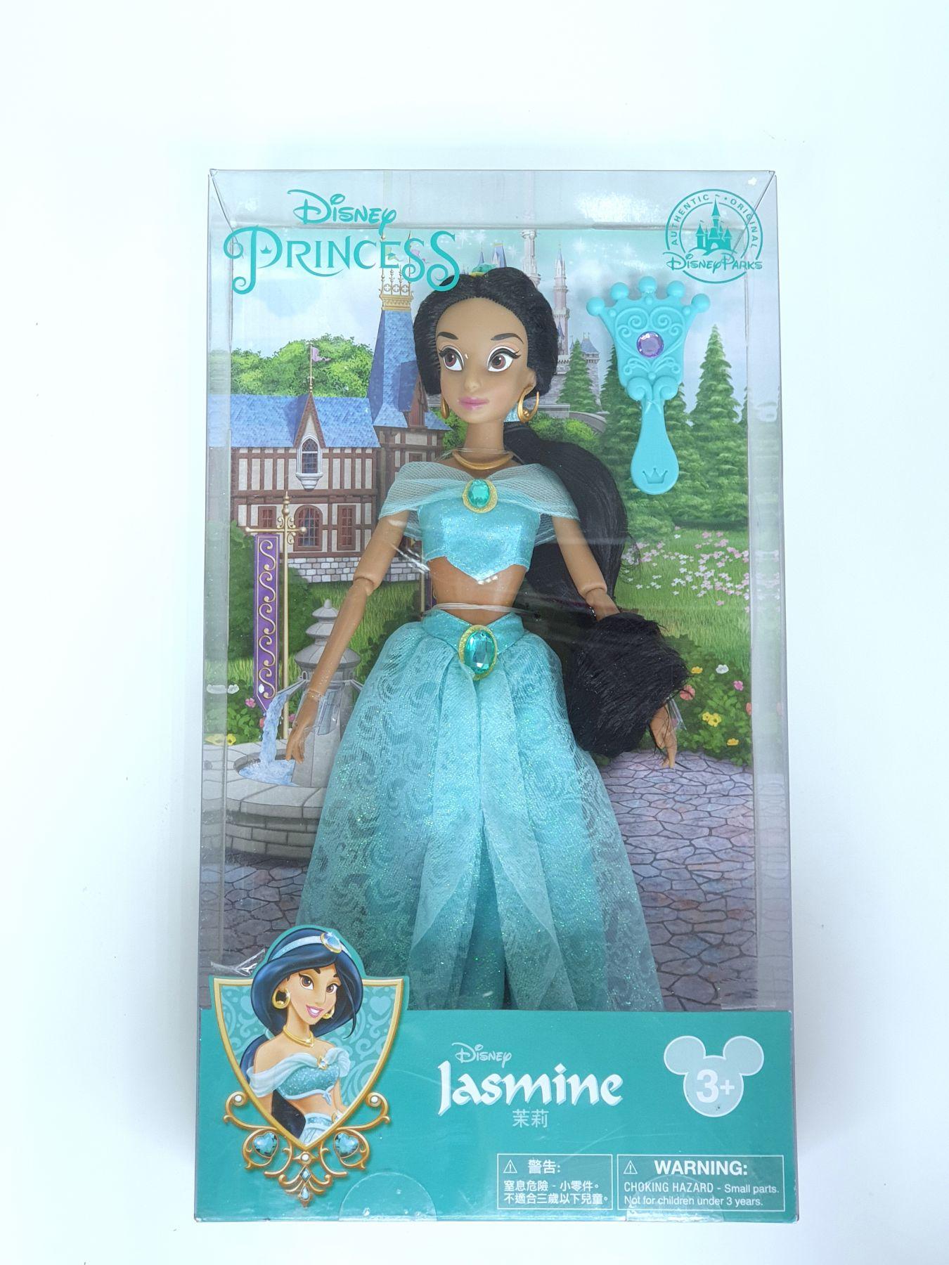 Кукла Жасмин классическая из мультфильма Алладин Disney Parks