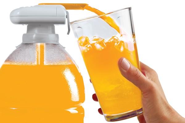 Диспенсер для автоматического налива напитков