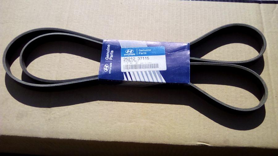 Ремень приводной 6PK1992 HYUNDAI Trajet 2521237115 Hyundai