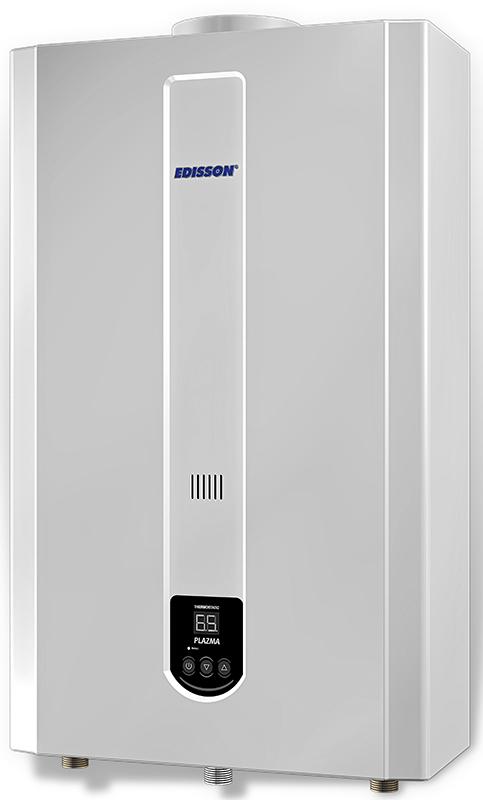 Проточный газовый водонагреватель Edisson P 24 MD (361301)