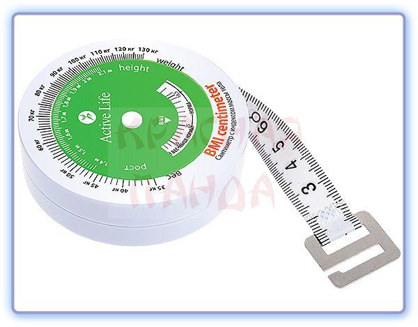 Сантиметр с индексом массы тела TianDe
