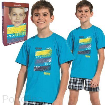 790-81 Пижама для мальчиков Cornette