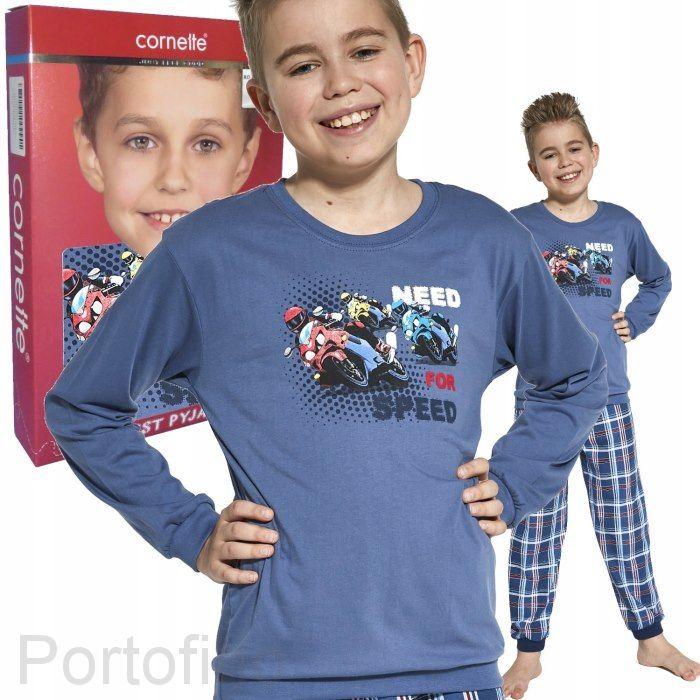 966-112 Пижама для мальчиков Cornette