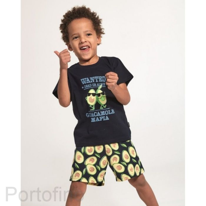 790-84 Пижама для мальчиков Cornette