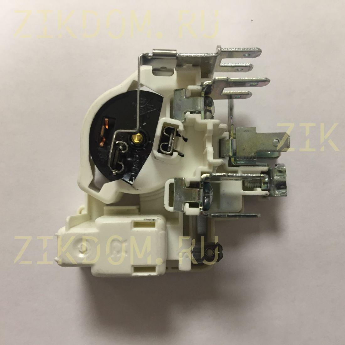 Пусковое реле компрессора ACC ZAF-C
