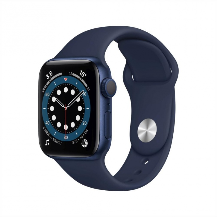 Apple Watch Series 6 GPS 40mm Blue