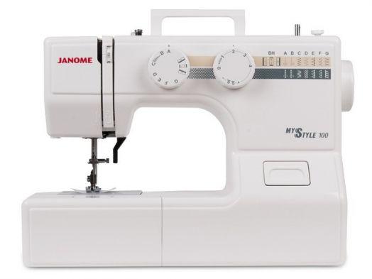 Швейная машина JANOME MS 100  /     ЦЕНА ПО АКЦИИ -10%- 12591 РУБ.!
