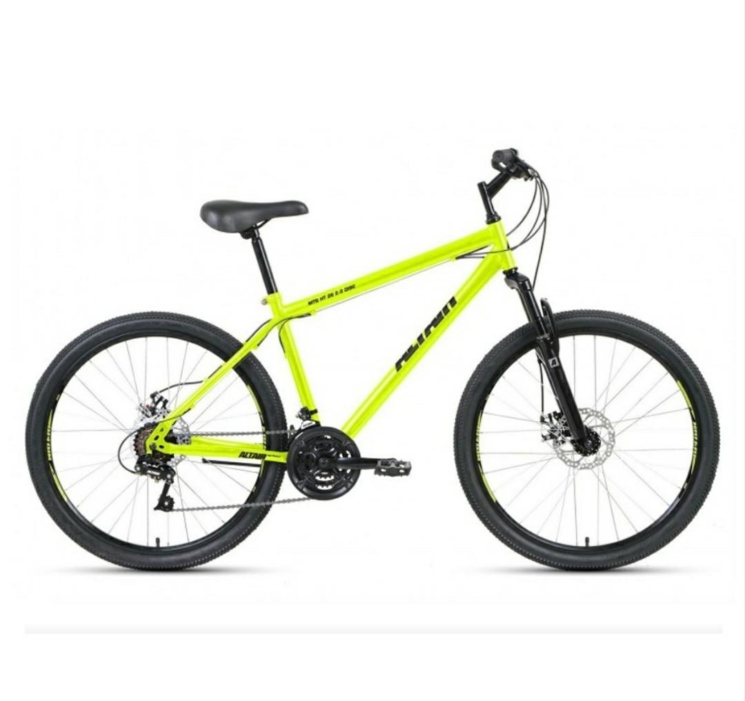 Велосипед ALTAIR MTB HT 26 2.0 DISC