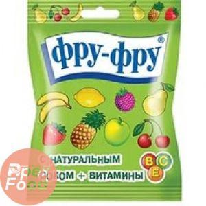 Мармелад ФРУ-ФРУ 100г Совы