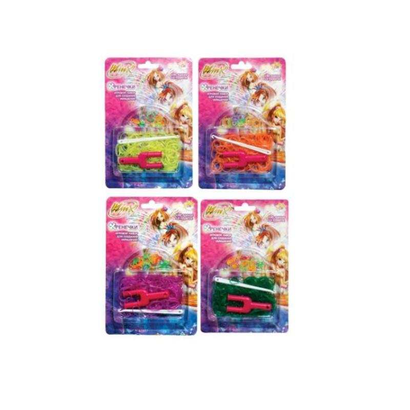 1toy Winx фенечки набор шармы