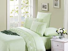 Комплект постельного белья Luxury LACE семейный  Арт.41/007-ML
