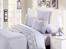 Комплект постельного белья Luxury LACE семейный  Арт.41/010-ML