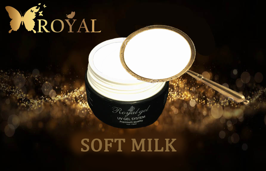 SOFT MILK ROYAL GEL