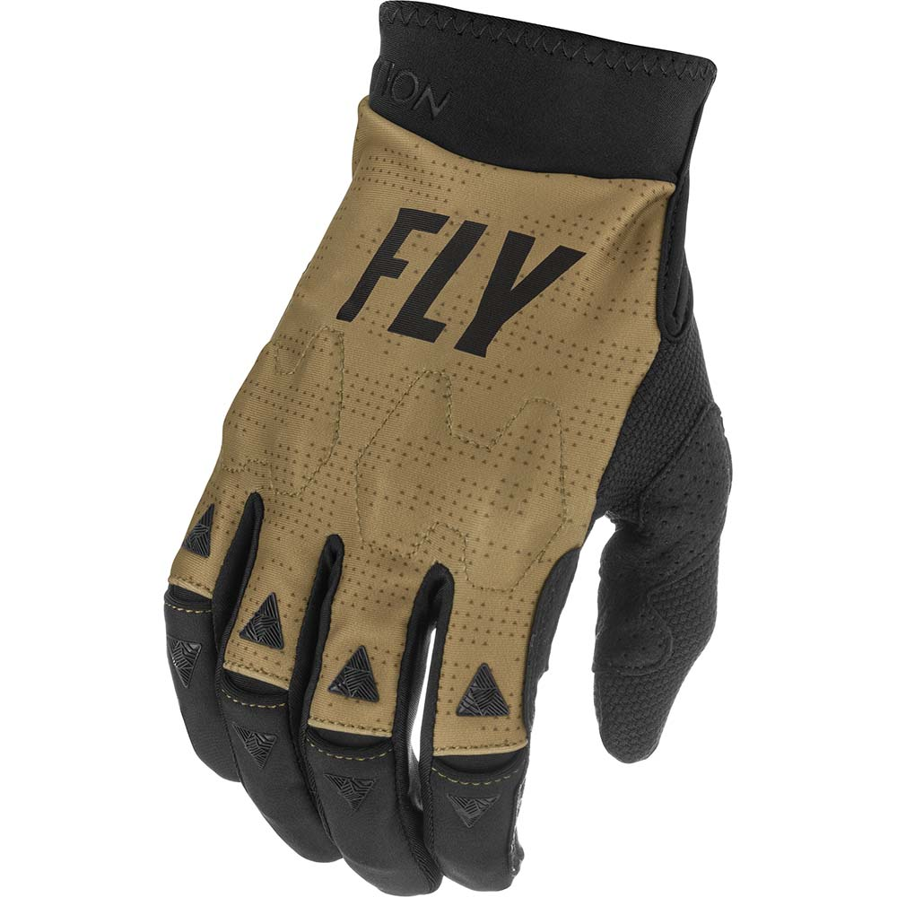 Fly Racing 2021 Evolution DST Khaki/Black перчатки