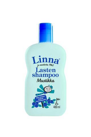 Linna Детский шампунь Castle Blueberry 400 мл