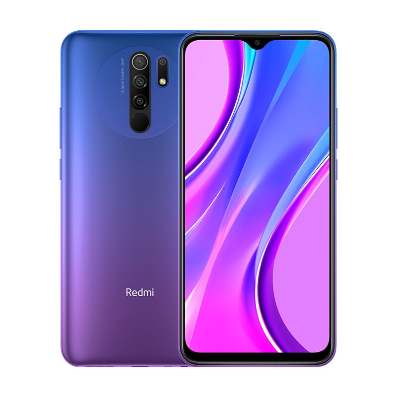 Смартфон Xiaomi Redmi 9 3/32GB (NFC) Purple