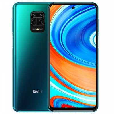 Смартфон Xiaomi Redmi Note 9 4/128GB (NFC) Green